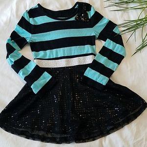 Justice size 6 dress